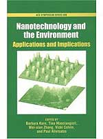 NANOTECHNOLOGY AND THE ENVIRONMENT BOOK COVER
