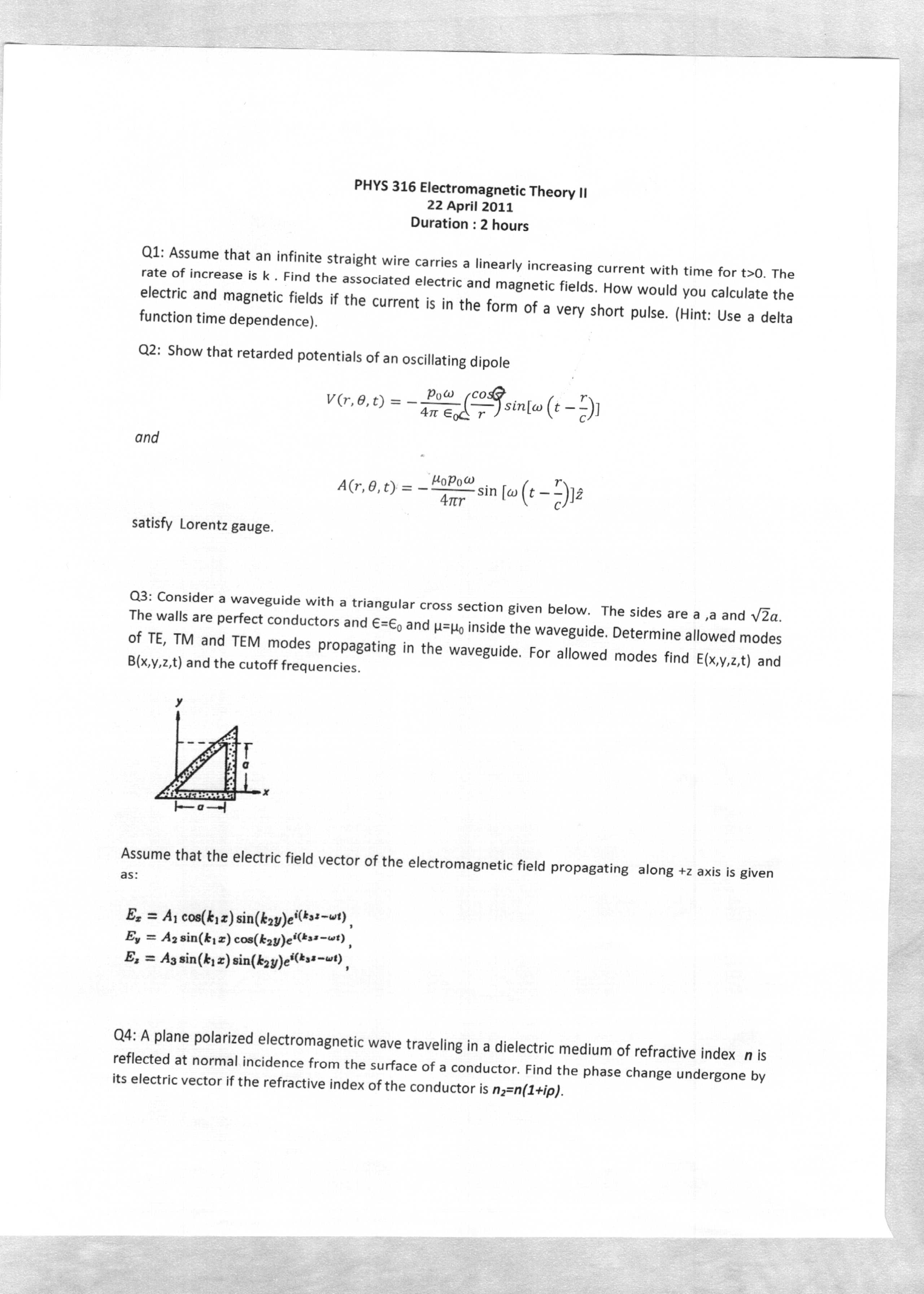 induction and modern physics essay University physics with modern physics (14th edition) answers to chapter 29 - electromagnetic induction - problems - discussion questions q2916 including work.